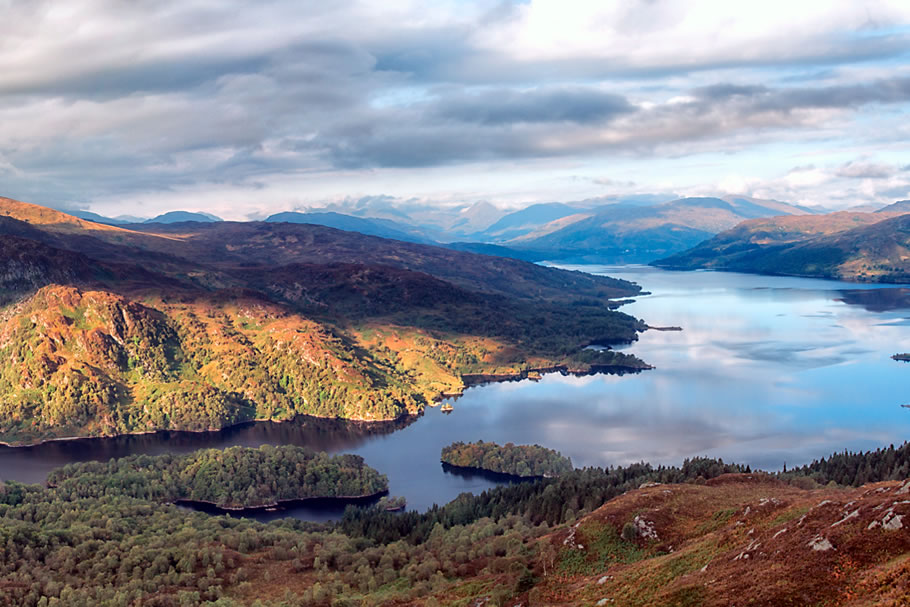 Splendour of Scotland